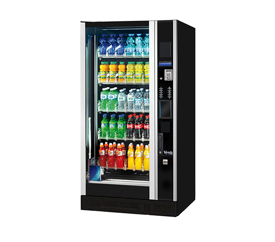 Vendo DC6 Can and Bottle Machine