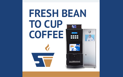 Fresh Bean to Cup Coffee Machines